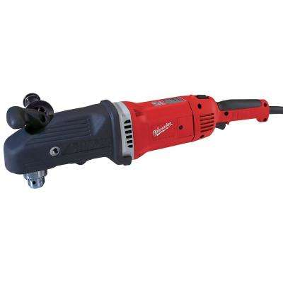 13 Amp Corded 1/2 in. Super Hawg Hole Hawg Right Angle Drill Driver