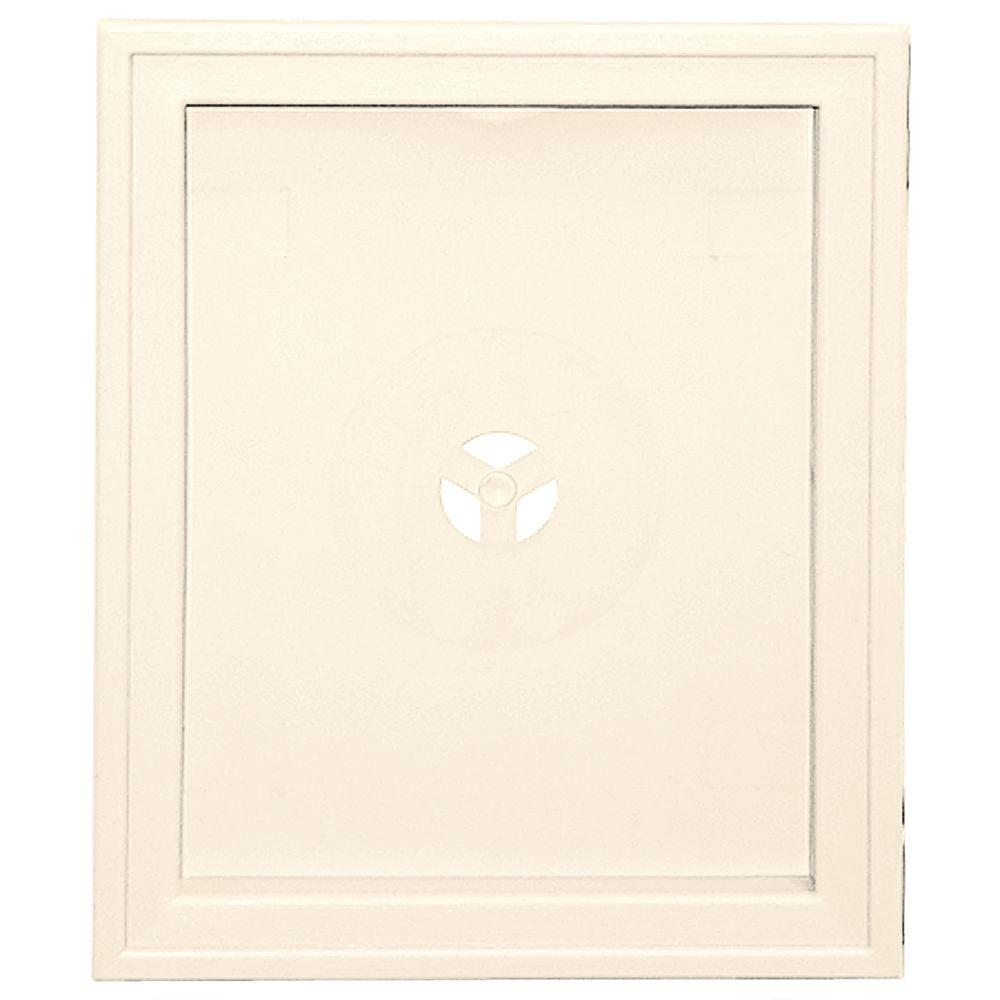 6.75 in. x 8.75 in. #021 Sandstone Beige Large Recessed Universal