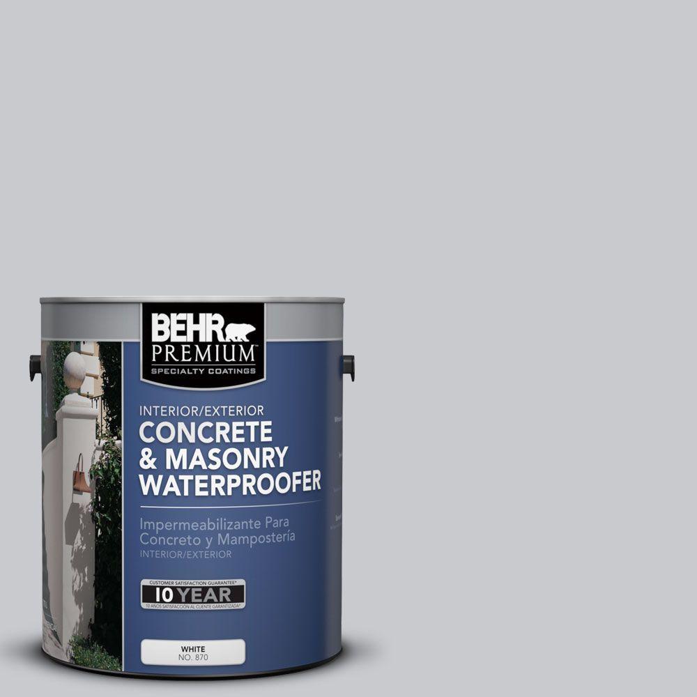 BEHR Premium 1 gal. #BW-34 Nimbus Concrete and Masonry Waterproofer
