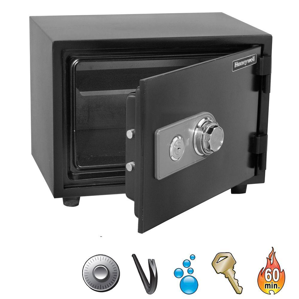 0.57 cu. ft. Fire Safe with Combination Dial Lock