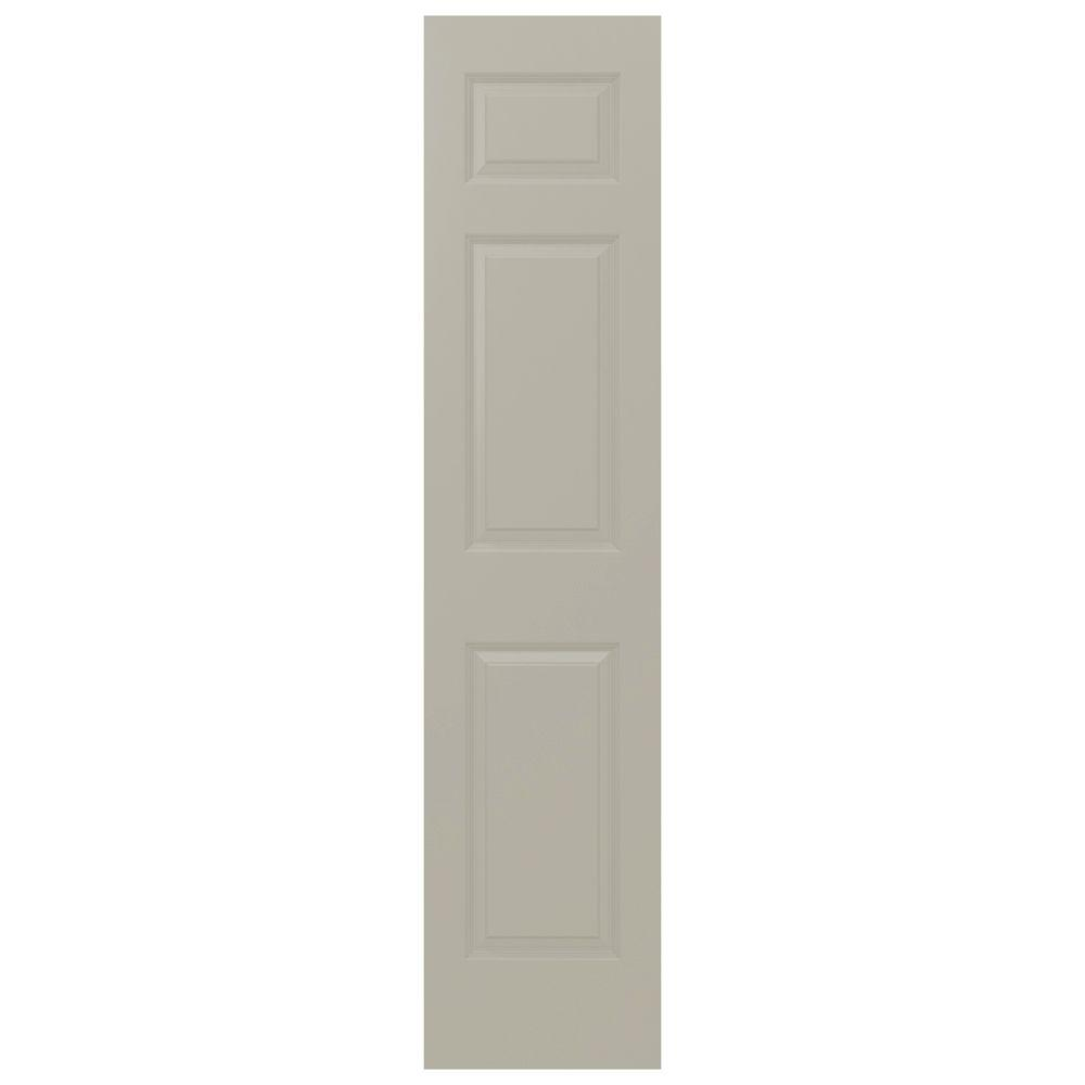 18 in. x 80 in. Colonist Desert Sand Painted Smooth Solid