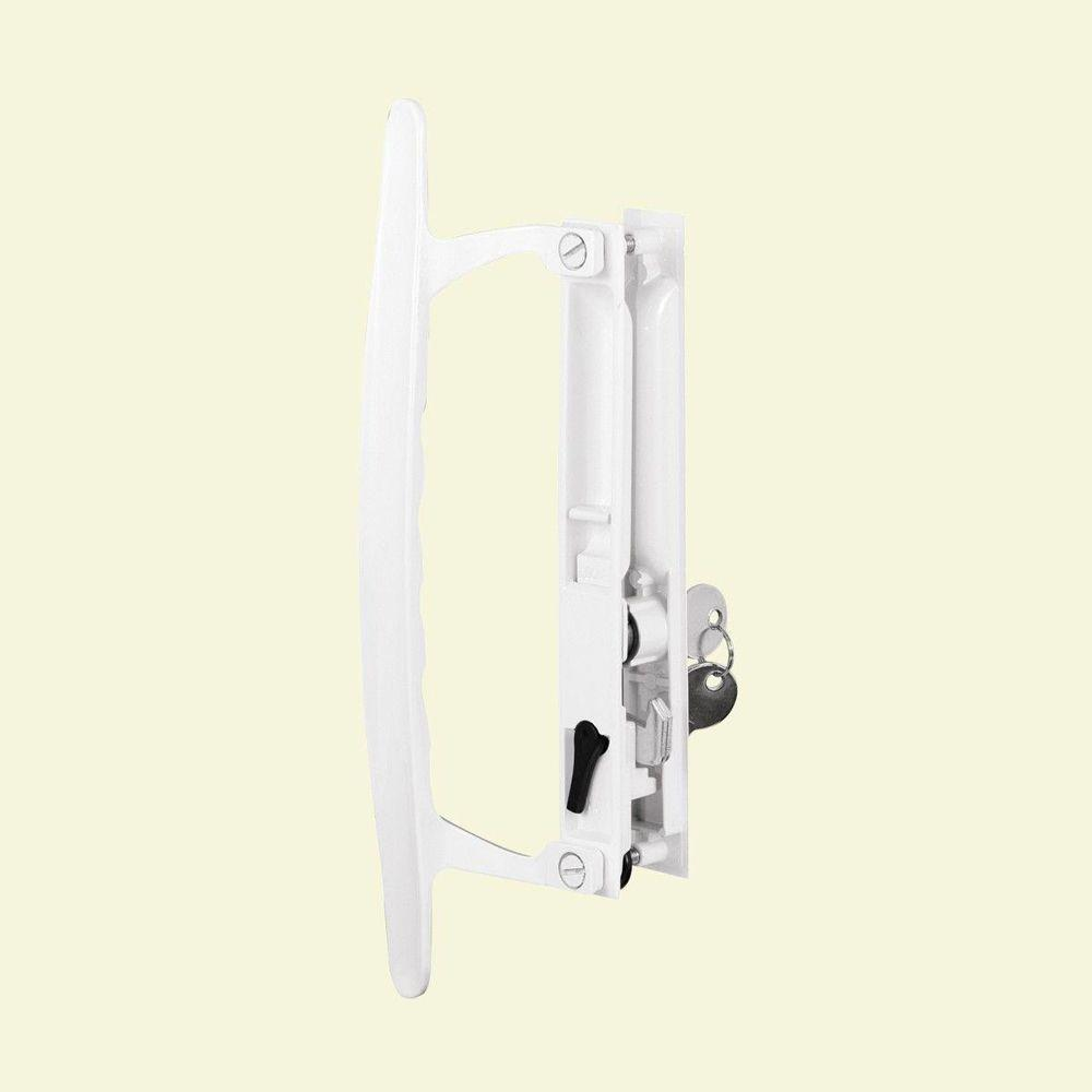 Flush Mounted Sliding Patio Door Handle