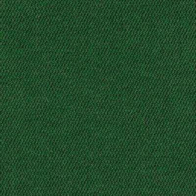 Premium Self-Stick Heather Green Hobnail Texture 18 in. x 18 in. Indoor and Outdoor Carpet Tile (16 Tiles/Case)