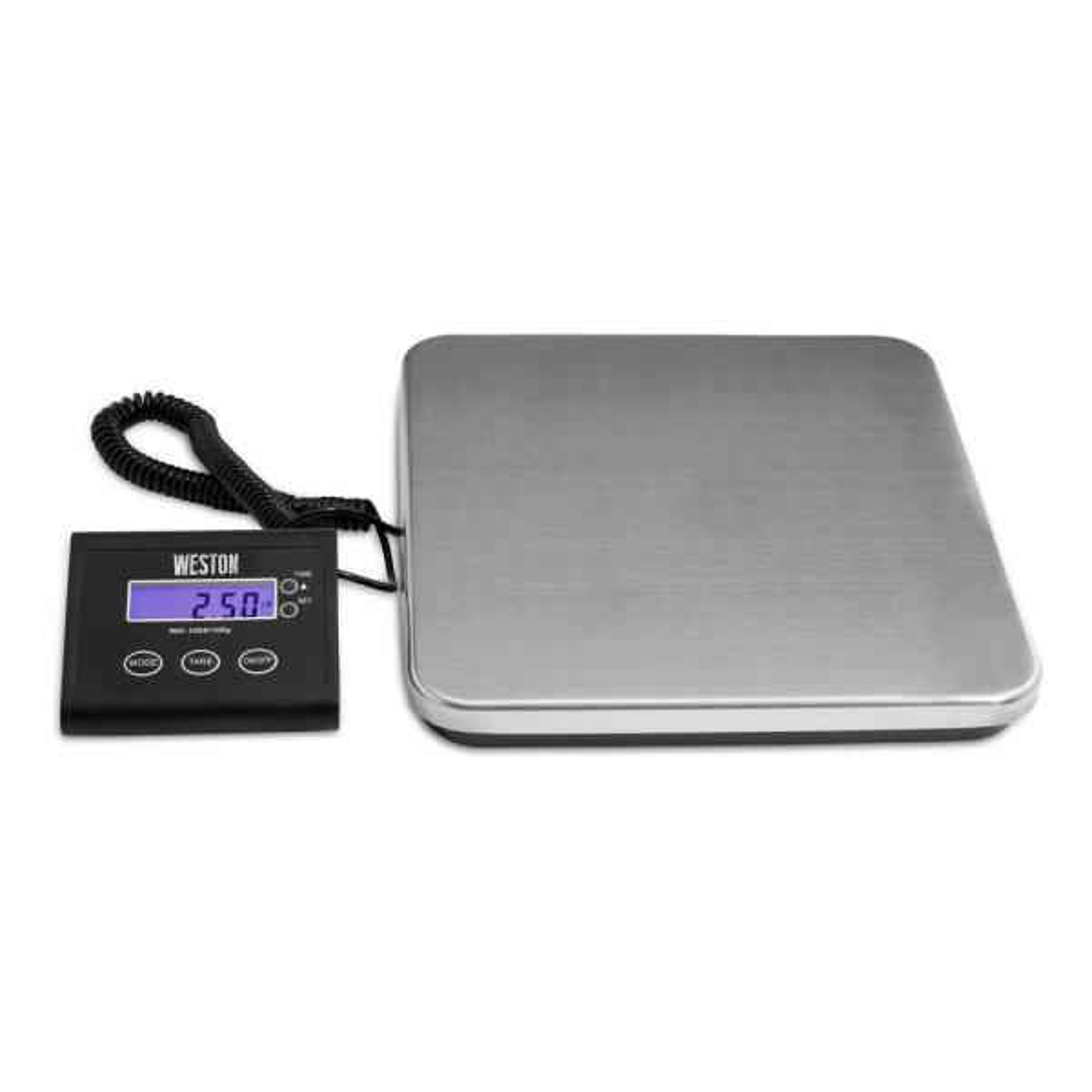 Weston 330 lb. Capacity Digital Scale