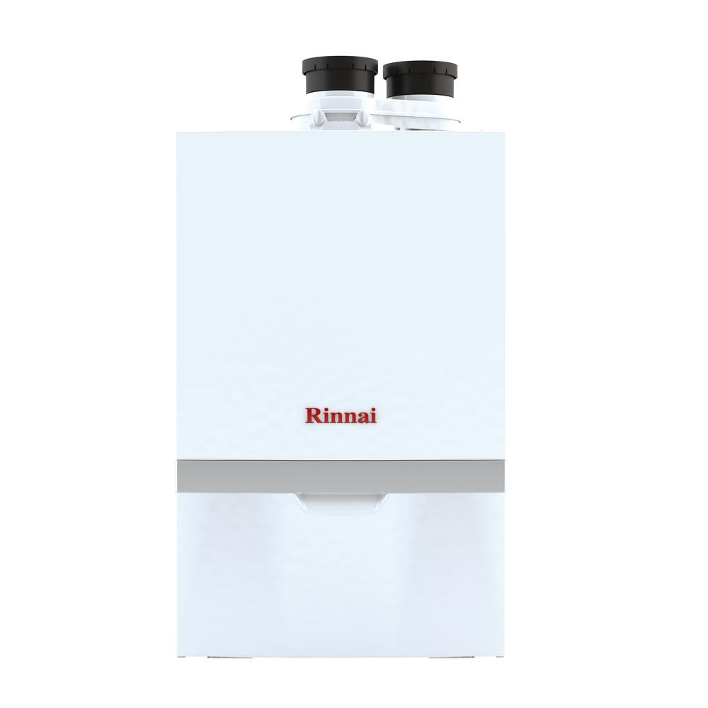 M Series Natural Gas Condensing Boiler with 90,000 BTU Input