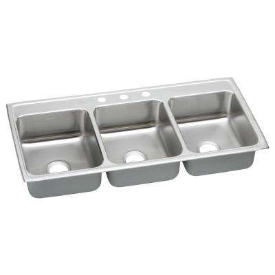 Triple - Kitchen Sinks - Kitchen - The Home Depot