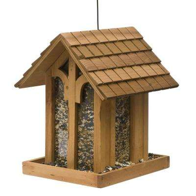 Mountain Chapel Wood Feeder
