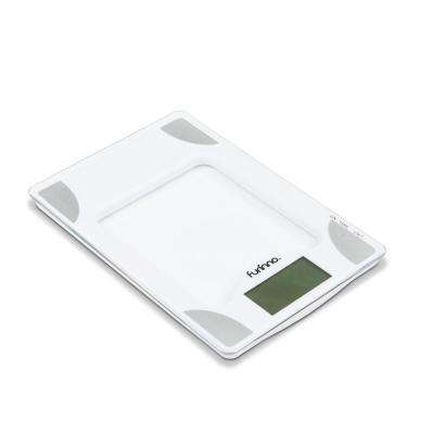 DaPur Digital Precision Kitchen Scale with Glass Top