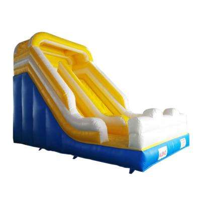 Outdoor Inflatable High Wet/Dry Slide Bounce House with Blower
