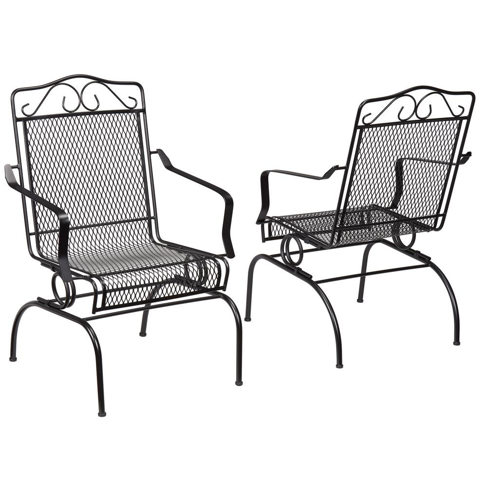 Metal rocking patio furniture modern patio outdoor Patio products