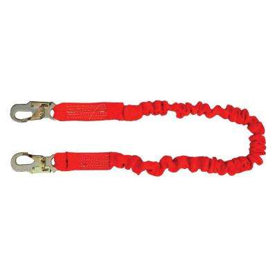4.5 ft. to 6 ft. Single Leg Stretch Lanyard