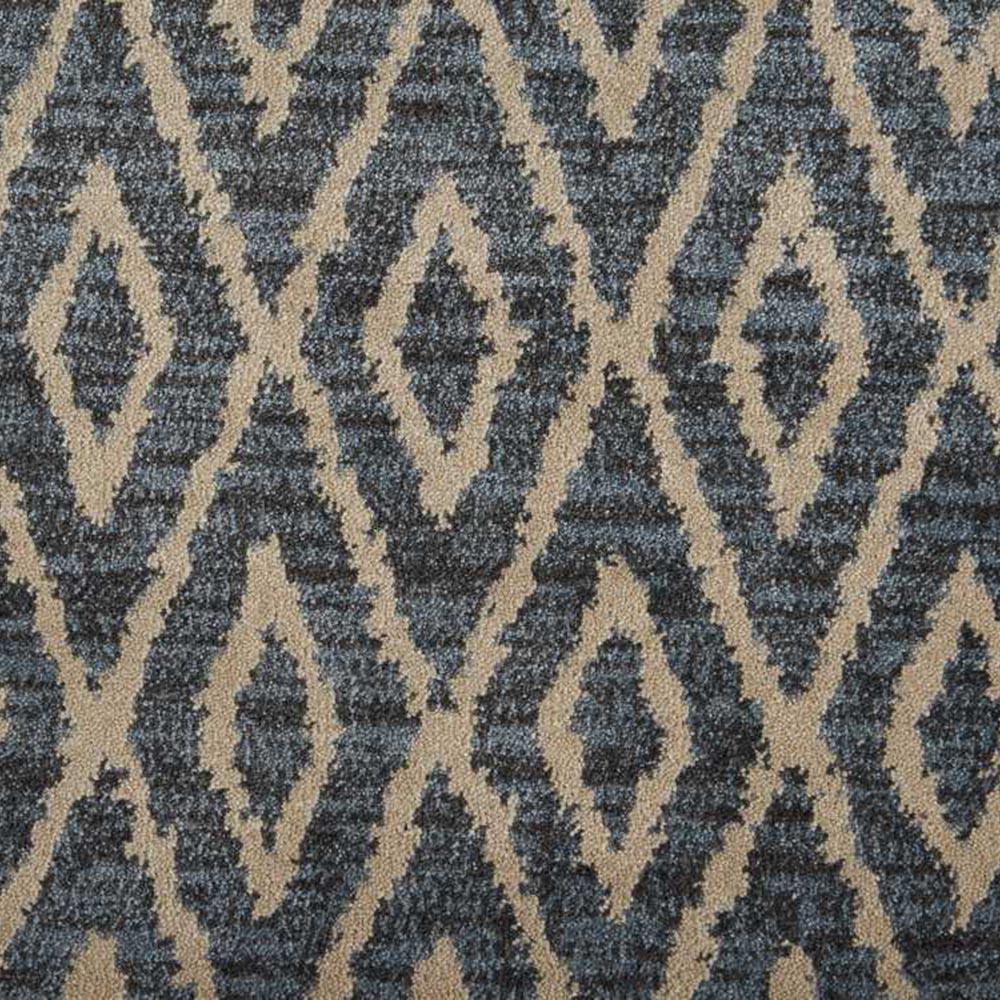 Diamond Back - Color Twilight Pattern 13 ft. 2 in. Carpet