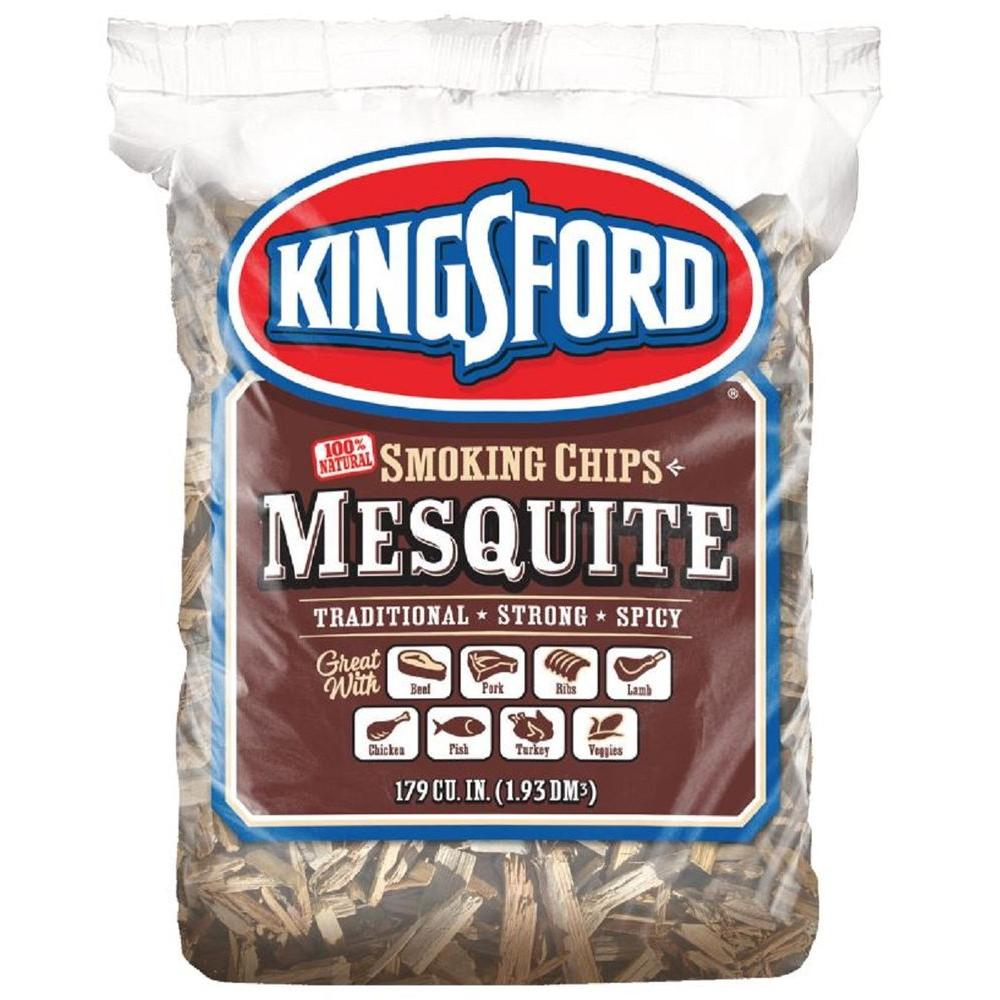 179cu. in. BBQ Mesquite Wood Chips