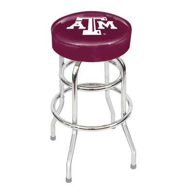 Texas A and M Bar Stool