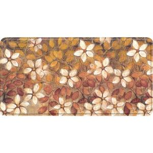 Relaxed Chef 19.6 In. X 39.3 In. Anti Fatigue Kitchen Mat
