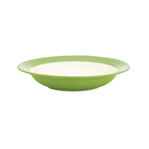 Colorwave 20 oz. Apple Pasta/Rim Soup Bowl