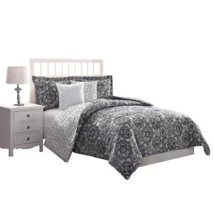 Click here to buy  Bianca Reversible 5-Piece King Comforter Set.