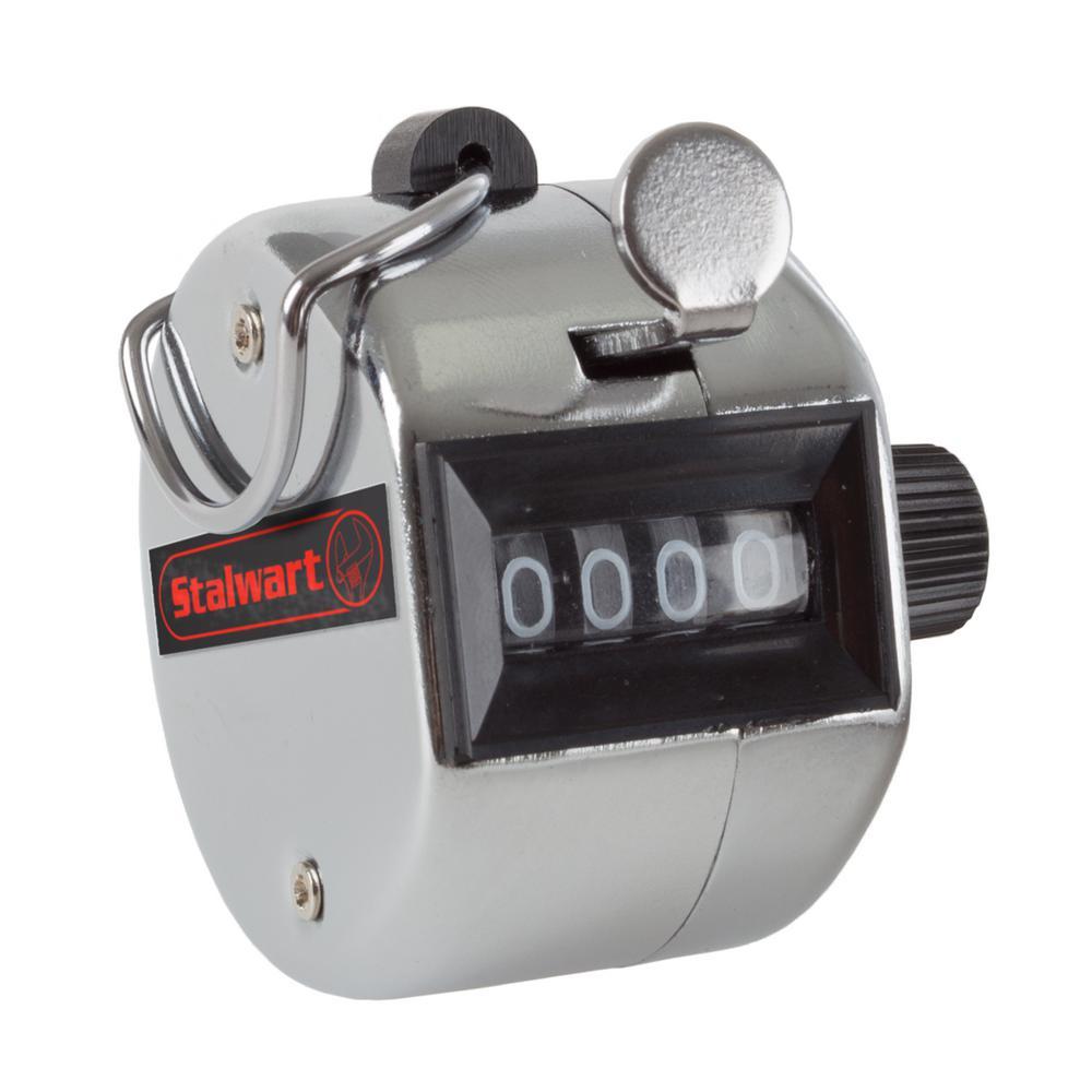 4-Digit Handheld Tally Counter