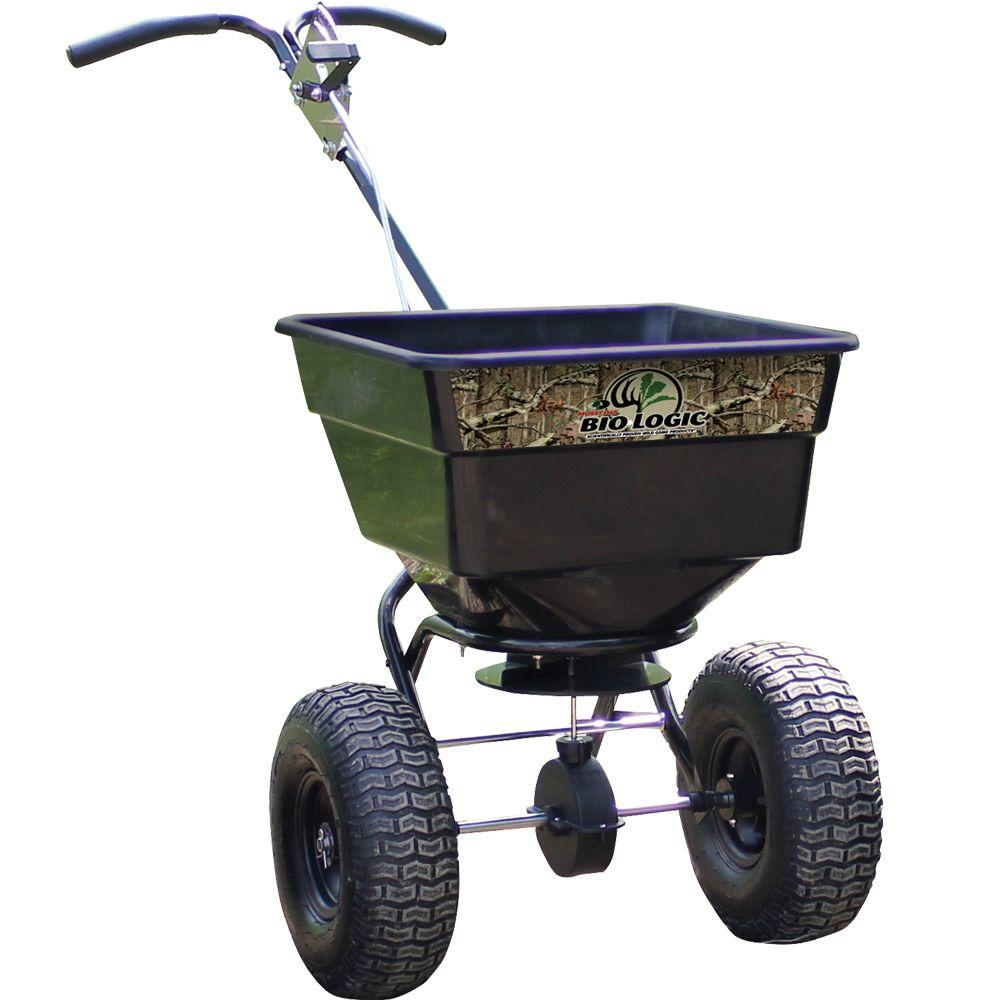 Chapin International 100 lb. Push Broadcast Spreader-DISCONTINUED