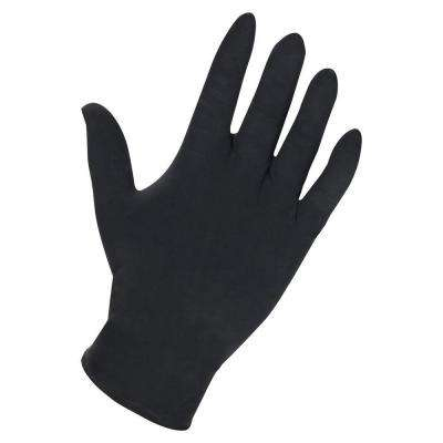 8 m Ultra Protection Powdered Latex Gloves (100 per Box)