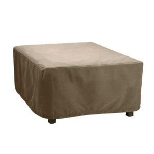 Brown Jordan Form Patio Furniture Cover For The Chat Table 3873 4040   The  Home Depot