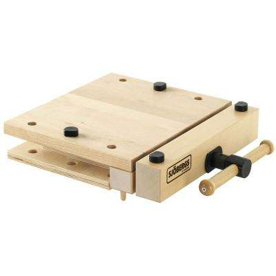 Smart Vise 14 in. x 14 in. Portable Work Surface