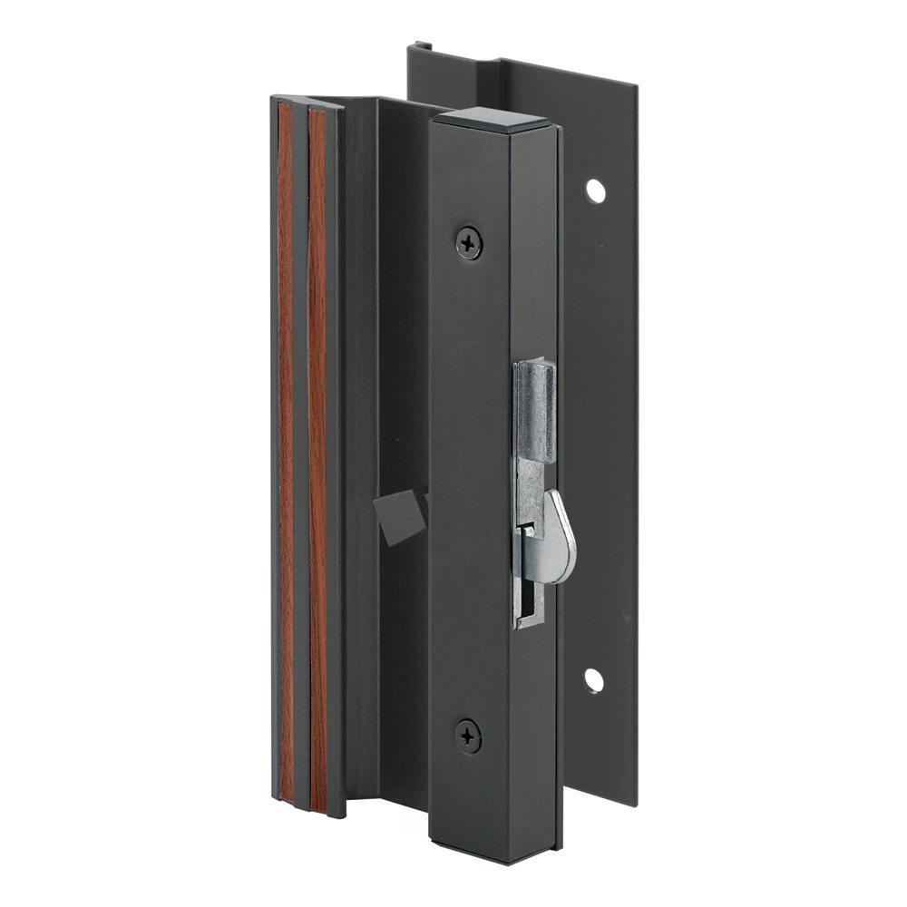 Sliding Door Handles >> Prime Line Low Profile Surface Mounted Sliding Glass Door Handle