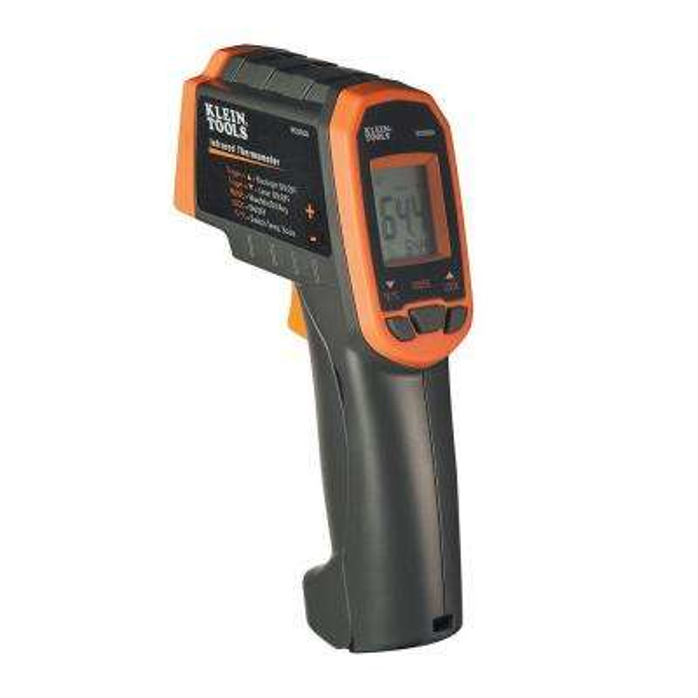 12:1 Dual Laser Infrared Thermometer Gun