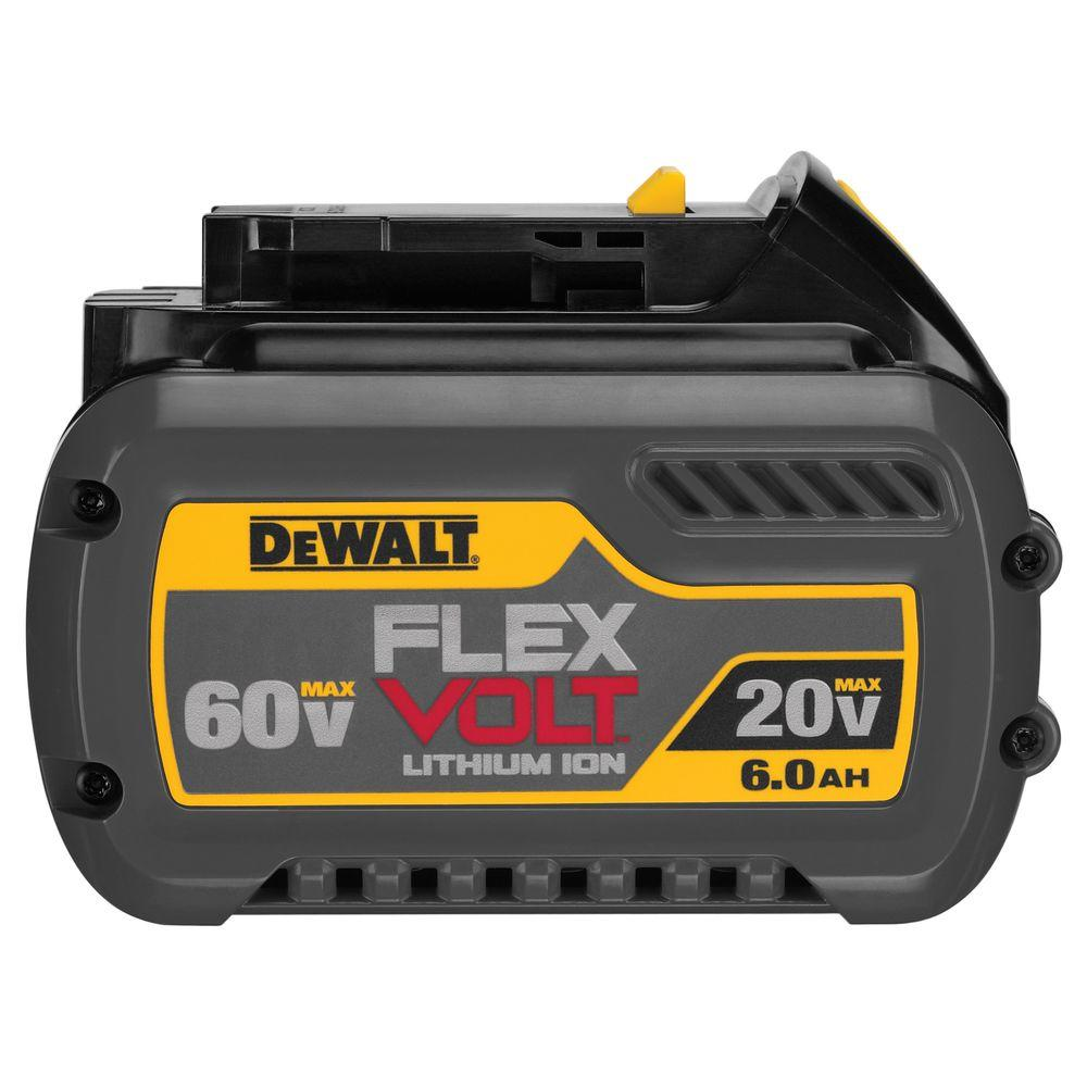 Dewalt Flexvolt 20 Volt 60 Volt Max Lithium Ion Battery