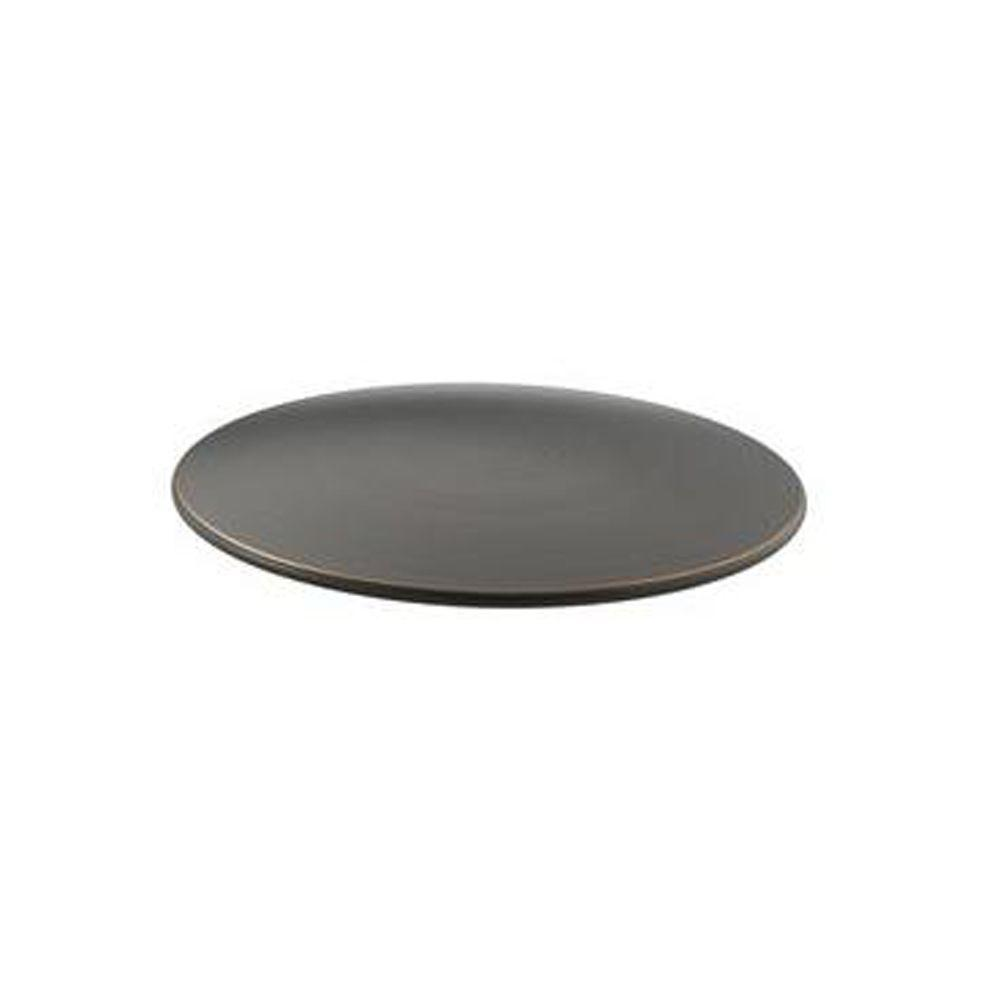 Kohler 1 2 In To 1 1 2 In Sink Hole Cover In Oil Rubbed Bronze K