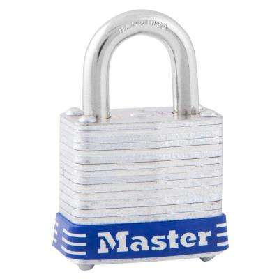 1-1/8 in. Laminated Steel Padlock