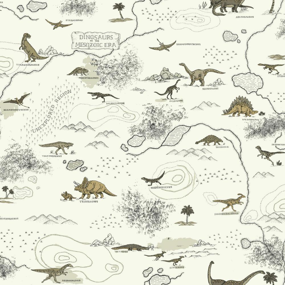 Brothers and Sisters V Mesozoic Era Wallpaper