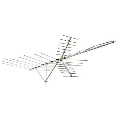 Deep Fringe Advantage 100-Mile Range Outdoor Antenna