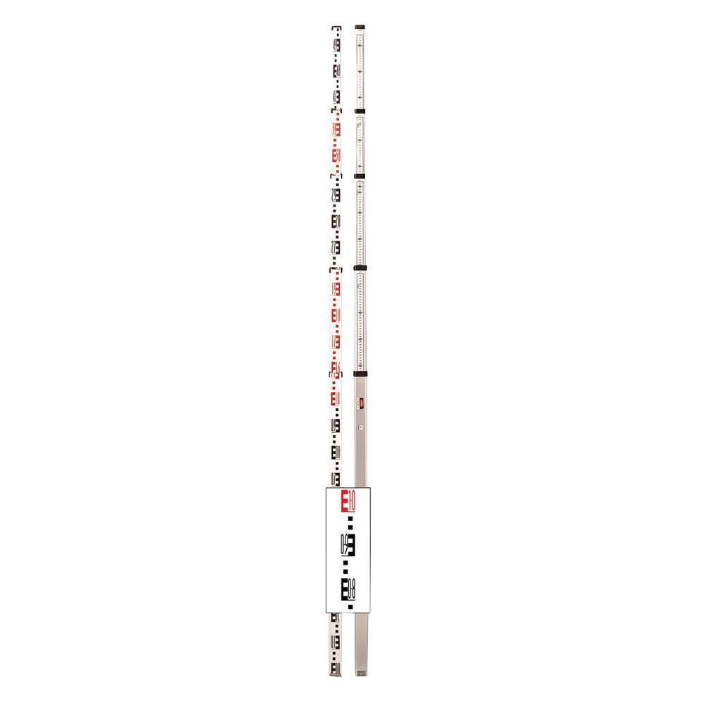3-Section 8 ft. Aluminum Telescoping Rod