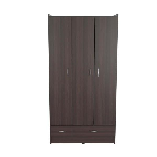 Inval Espresso-Wengue Armoire AM-B623