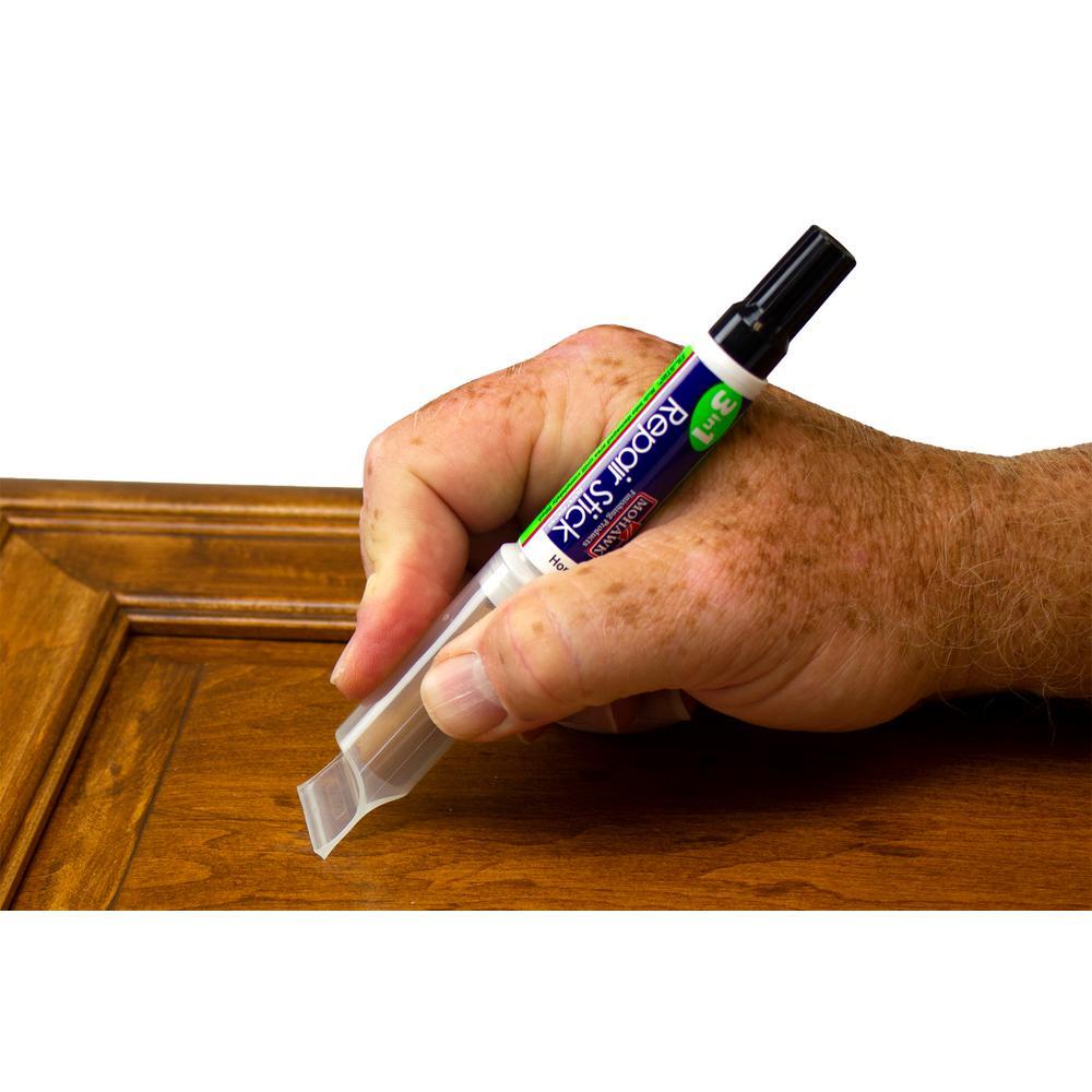 Mohawk 3 In 1 Honey Repair Tool Touch Up Marker Filler Leveler
