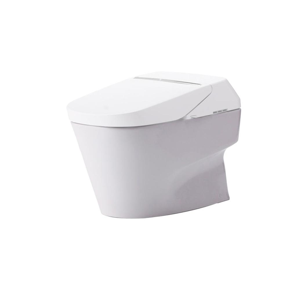 Neorest 700H Elongated Toilet Bowl Only with CeFiONtect in Cotton White