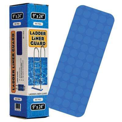 24 in. x 9 in. Standard Swimming Pool Step Mat