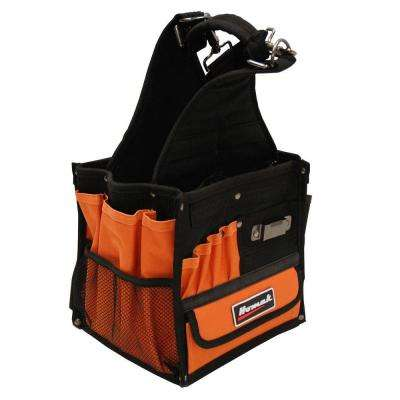 8 in. Tool Bag with 28-Pockets
