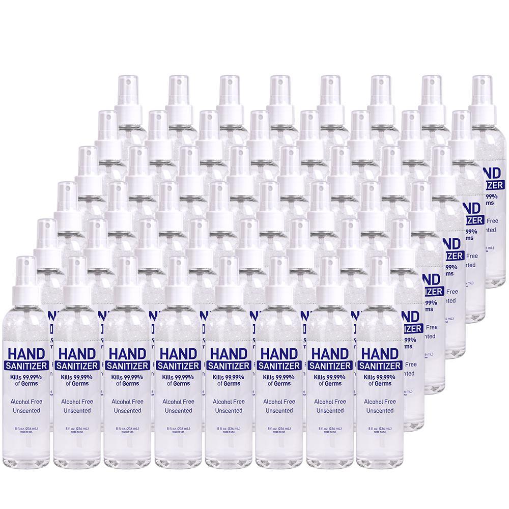 8 oz. Hand Sanitizer (Pack of 48)