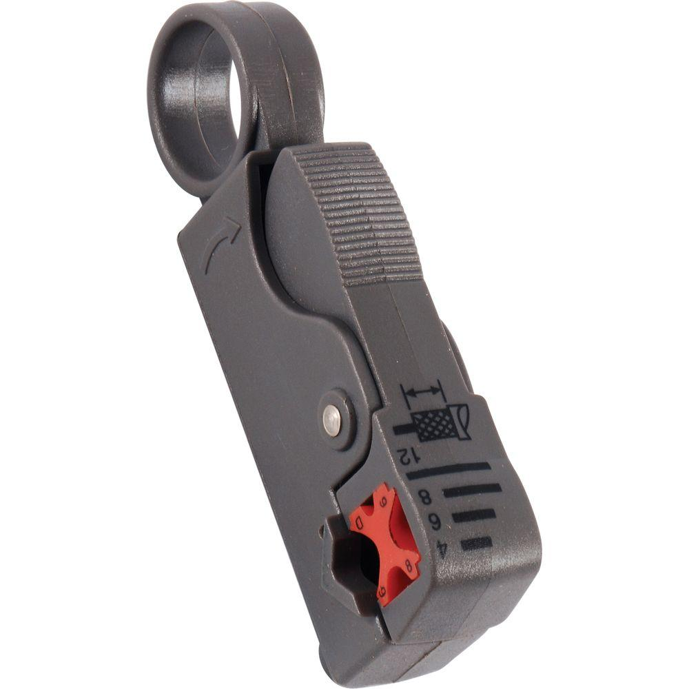 GE RG59/RG7 Video Cable Stripper-DISCONTINUED
