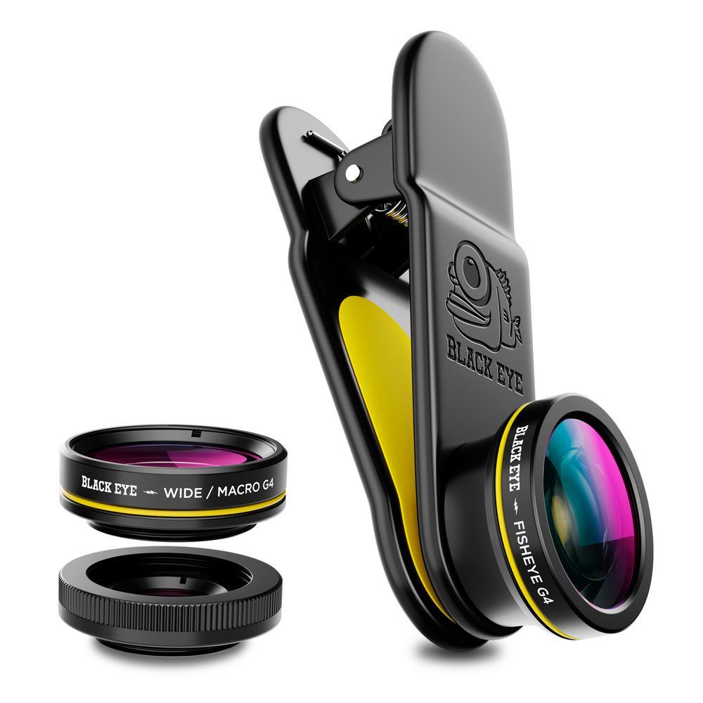 G4 Smartphone Camera Lenses (3-Pack)