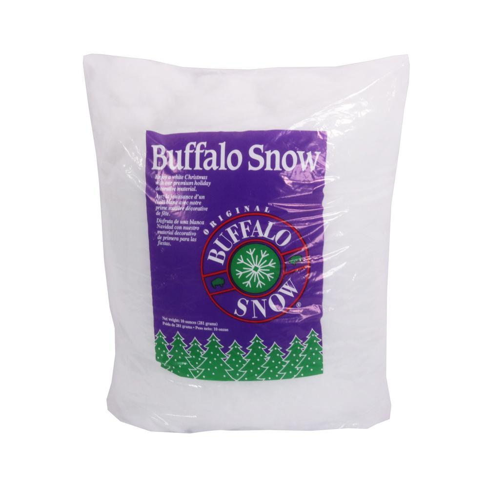 5 in. Buffalo Snow Fluff Cover