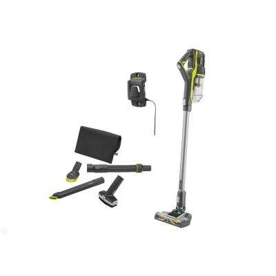 18-Volt ONE+ Lithium-Ion Cordless Stick Vacuum Cleaner (Tool Only) with 4-Piece Vacuum Accessory Kit