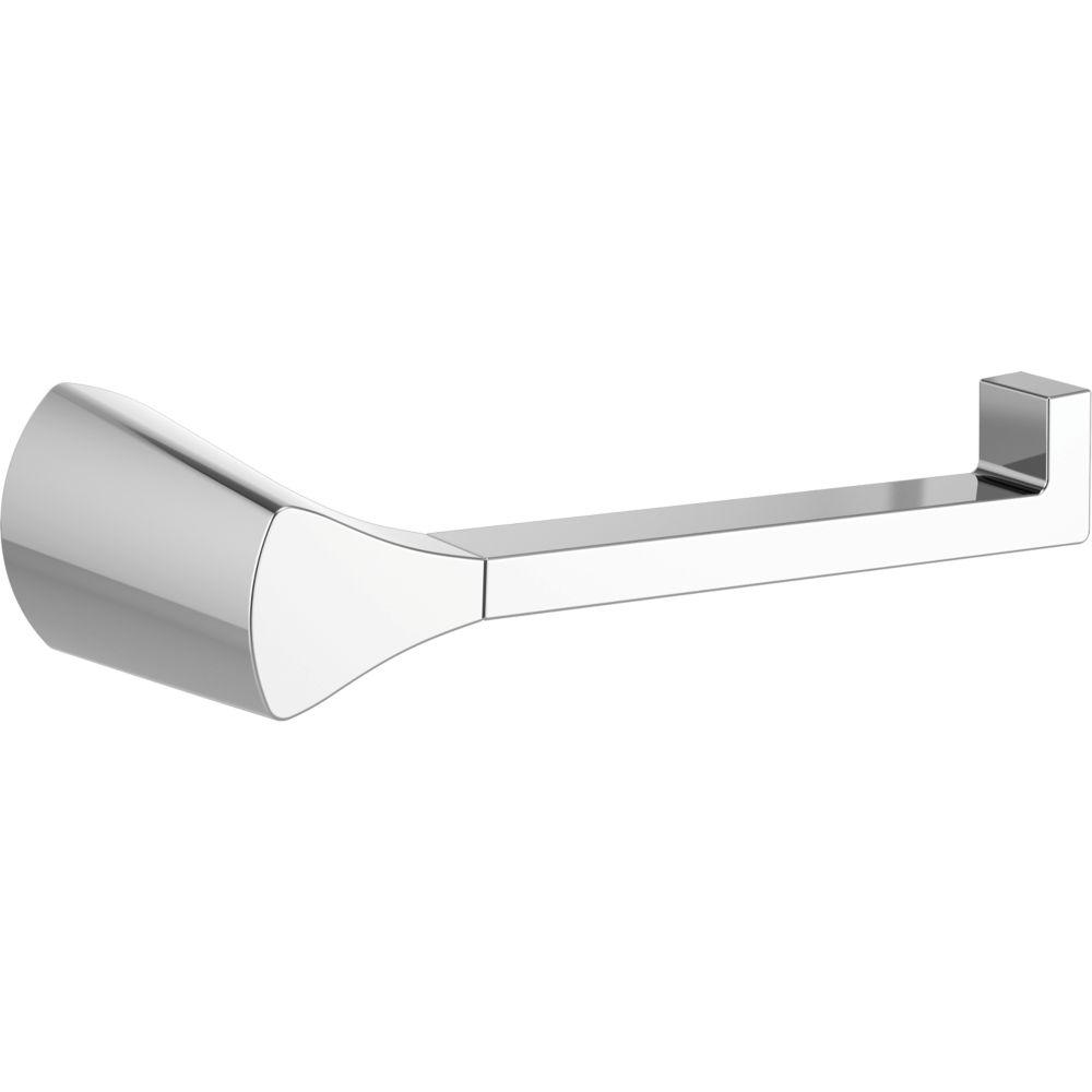 Zura Toilet Paper Holder in Polished Chrome