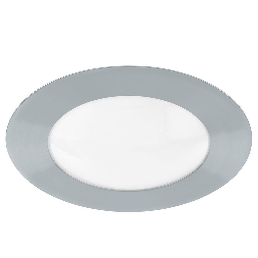 Calvin Chrome LED Ceiling Light