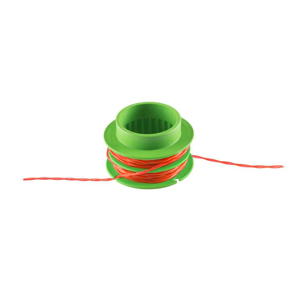15 in. Pre-Wound Spool for String Trimmer