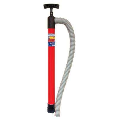 24 in. Utility Hand Pump with 36 in. Hose