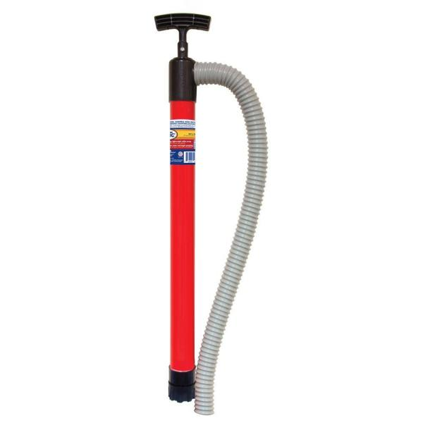 Siphon King 24 in. Utility Hand Pump with 36 in. Hose