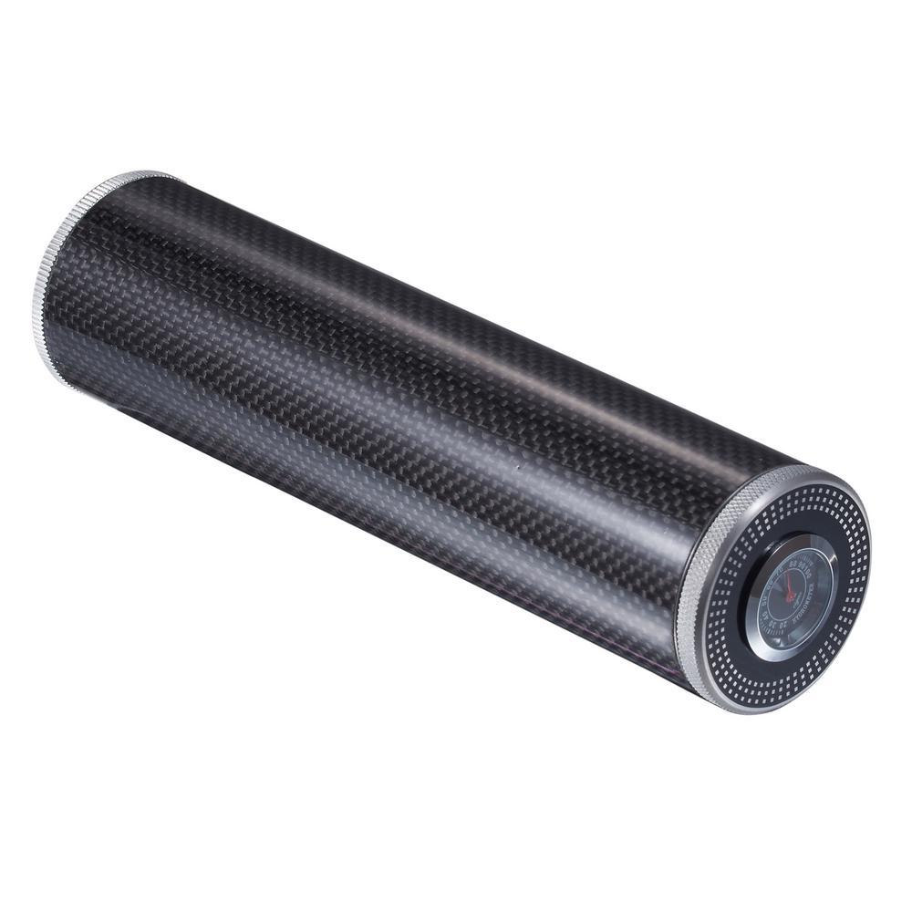 Aluminium Carbon Fiber Travel Tube